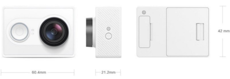 Xiaomi-Yi-Dimensions