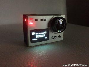 sjcam sj6 aksiyon kamerası