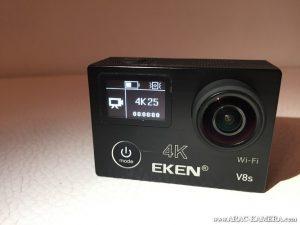 Eken V8S Aksiyon Kamerası