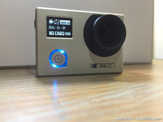 F88 WIFI 4K Aksiyon Kamerası