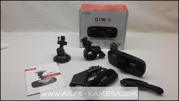 Viofo G1W-S Araç Kamerası