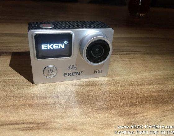 Eken h6s aksiyon kamerası 6