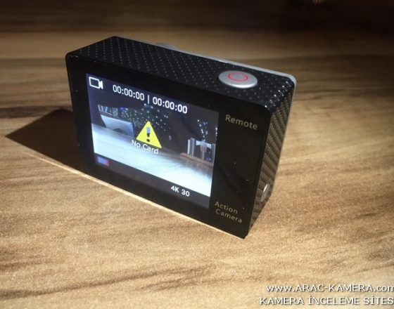 Eken h6s aksiyon kamerası 8