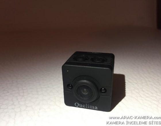 Quelima SQ12 Aksiyon Kamerası