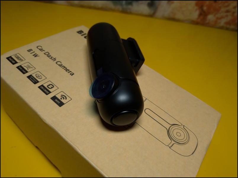 Blueskysea B1W WiFi Araç Kamerası - Banggood