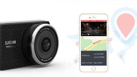 SJcam SJdash M30 Araç Kamerası - Banggood