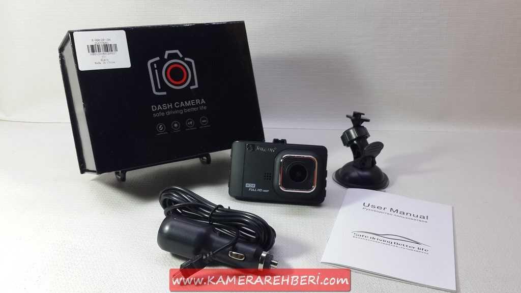 Juunsun T518 Araç Kamerası