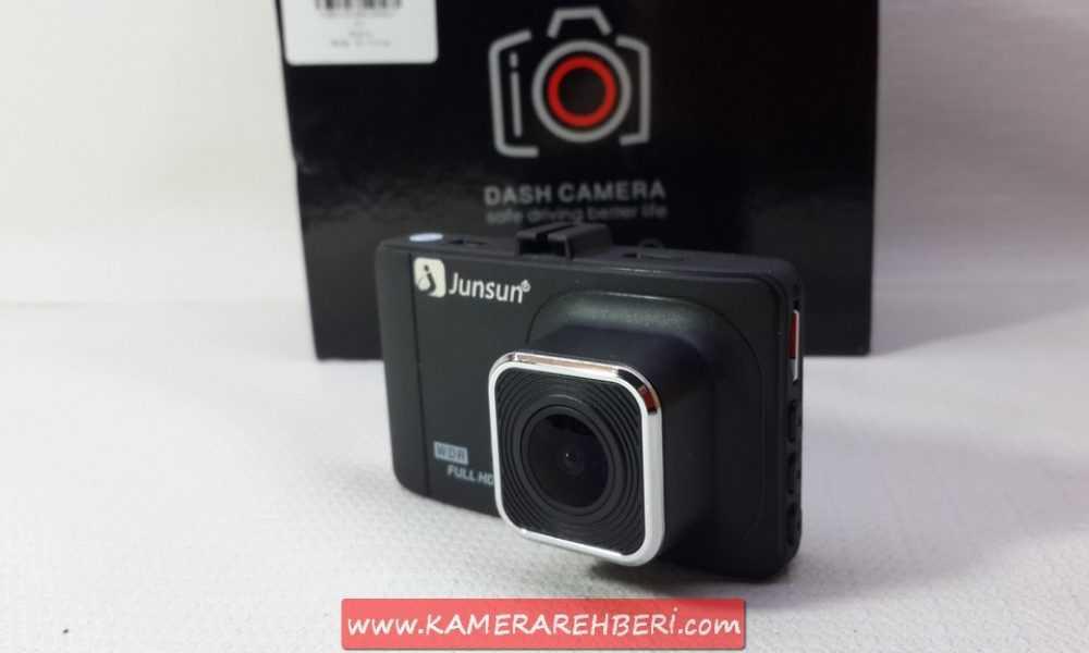 Junsun T518 Araç Kamerası