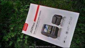 Viofo A129 Çift Kamera Araç Kamerası GPS'li
