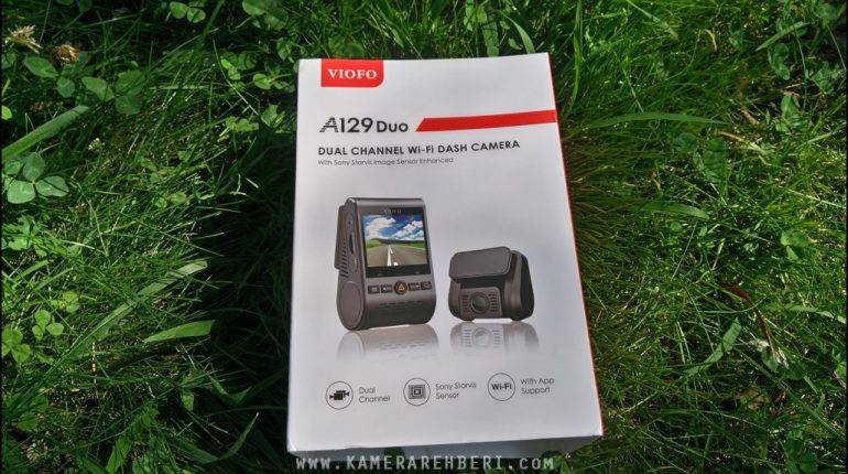 Viofo A129 WiFi Araç Kamerası