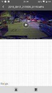 Viofo A129 Araç Kamerası WiFi Uygulaması