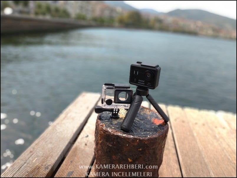 Eken V50 Pro Aksiyon Kamerası - Banggood