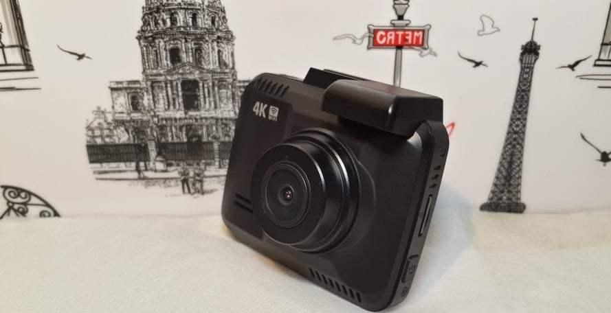 GS63H GPS WiFi Araç Kamerası
