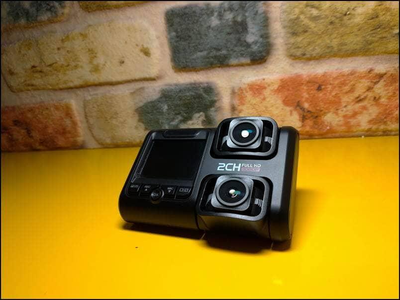 T692C WiFi GPS Ön+İç Kamera - Banggood