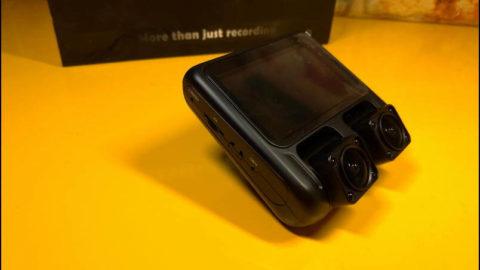 Imars Ön+İç GPS'li Araç Kamerası