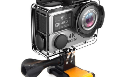 Eken H6S Aksiyon Kamerası - Banggood