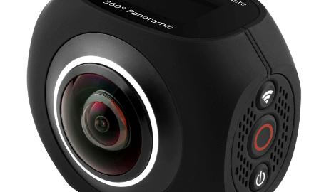 PANO360 Aksiyon Kamerası