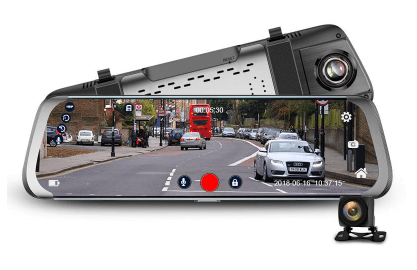 Junsun A910 Ayna Araç Kamerası