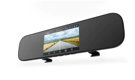Xiaomi Mijia Ayna Araç Kamerası