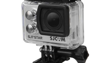 Sjcam SJ7 Star Aksiyon Kamerası - Banggood