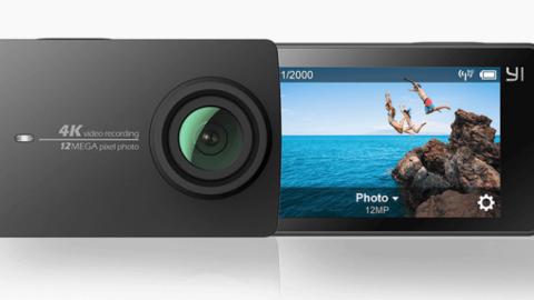 Xiaomi Yi 4K Aksiyon Kamerası