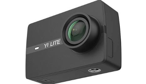 Xiaomi Yi Lite 4K Aksiyon Kamerası