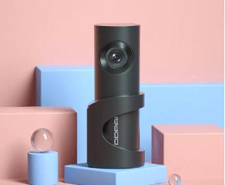 XIAOMI DDPAI Mini ONE 1080P Araç Kamerası - Banggood
