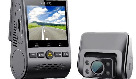 Viofo A129 Duo IR (Gece Görüş Ledli Model) - Aliexpress