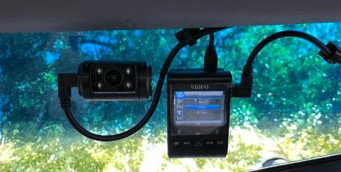 Viofo A129 Duo IR (Gece Görüş Ledli Model) - Banggood