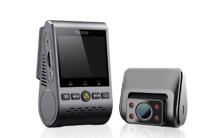Viofo A129 IR Gece Görüşlü Çift Kameralı GPS'li Araç Kamerası