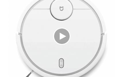 Original Xiaomi Mijia Akıllı Süpürge İndirim Kuponu Banggood