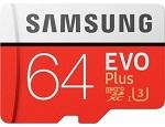 Samsung EVO Plus 64GB Hafıza Kartı
