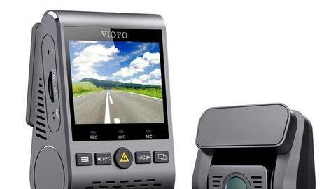 Viofo A129 Duo Çift Kameralı GPS'li Araç Kamerası | Aye Store