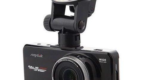Anytek AT66A Harici GPS Özellikli Araç Kamerası - MaxiTekno