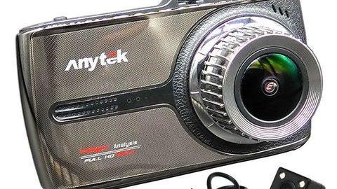 Anytek G66 Çift Kameralı Araç Kamerası - MaxiTekno