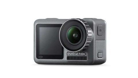 DJI Osmo Action 4K Aksiyon Kamerası - MaxiTekno