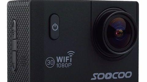 SooCoo C10S Full HD WiFi Aksiyon Kamerası