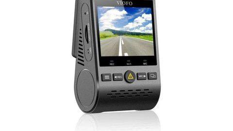 Viofo A129 GPS Tek Kameralı Araç Kamerası - MaxiTekno
