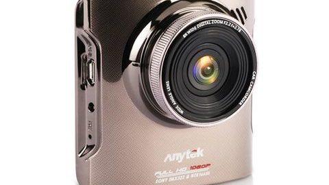 Anytek A3 Gece Görüşlü Araç Kamerası | MaxiTekno