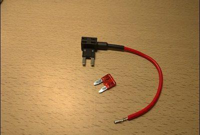 Fuse Tap Bağlantı Aparatı - Mini Tip