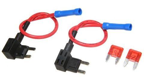 2 Adet Fuse Tap Bağlantı Aparatı - Mini Tip