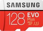 Samsung EVO Plus 128GB Hafıza Kartı