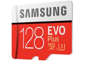Samsung Evo Plus 128 GB Hafıza Kartı