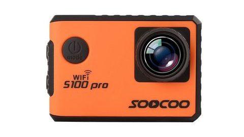Soocoo S100 Pro Aksiyon Kamerası | MaxiTekno