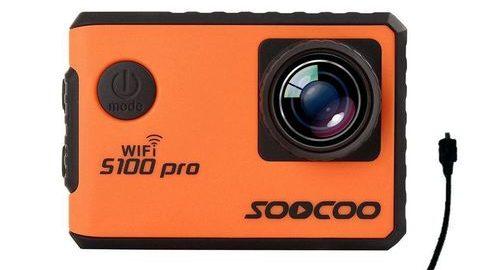 Soocoo S100 Pro GPS'li Aksiyon Kamerası | MaxiTekno