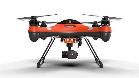 SwellPro Splash 3+ Su Geçirmez Kameralı Drone