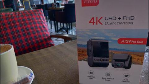 Viofo A129 Pro Duo 4K Araç Kamerası - Aliexpress