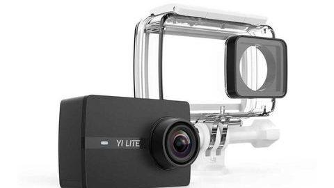 Xiaomi Yi Lite Aksiyon Kamerası