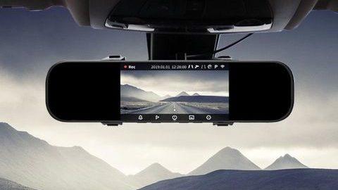 Xiaomi 70mai Dikiz Aynası Araç Kamerası