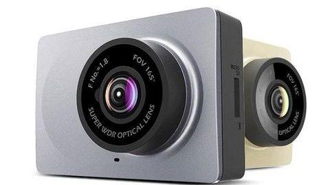Xiaomi Yi Araç Kamerası 1296P